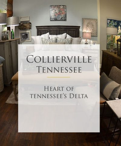 Downtown Collierville TN Main Street Virtual Tour