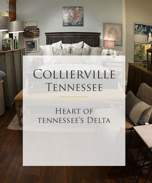 Downtown Collierville TN Main Street Virtual Tour