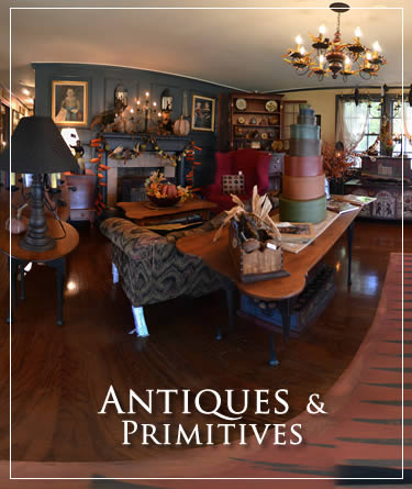 Antiques and Primitives on Main Street Trail