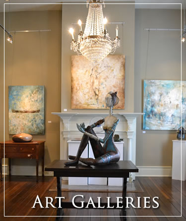 Art Galleries Destination Tours