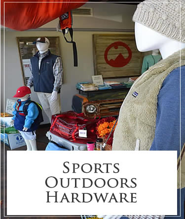 Sports Outdoors Hardware on Destination Tours Virtual Tours