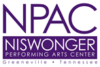 NPAC Greeneville TN Theatre and Event Venue Virtual Tour