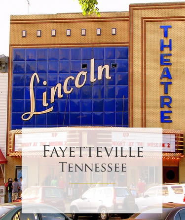 downtown fayetteville tennessee