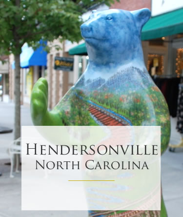 downtown hendersonville north carolina
