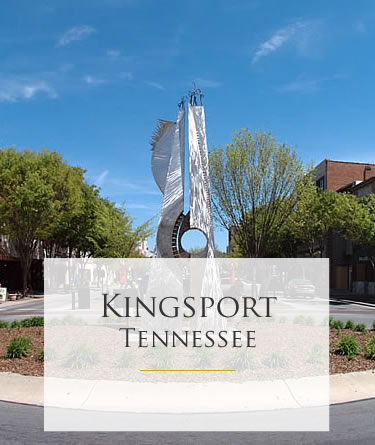 downtown kingsport tennessee
