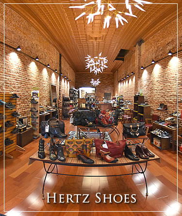 hertz shoe store madison in