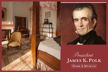 James K Polk Museum Columbia TN Virtual Tour