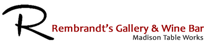 Rembrandt's Gallery and Wine Bar Madison Indiana Virtual Tour