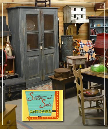 sutton and sons antiques waynesville nc