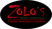 Zolo's Italian Restaurant Franklin TN Restaurant Virtual Tour