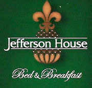 Jefferson House Bed and Breakfast Virtual Tour