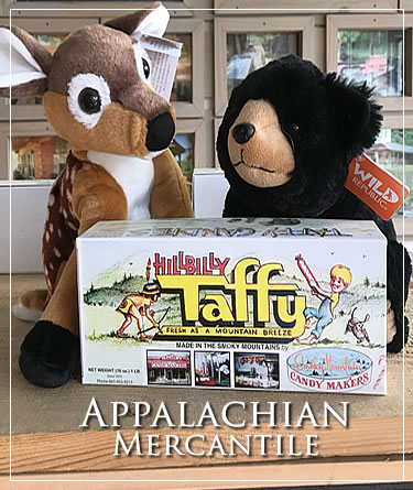 Appalachian Mercantile Bryson City Gift Shop