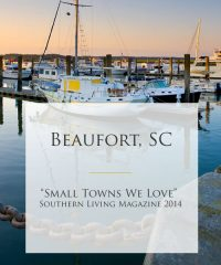 Downtown Beaufort SC Shopping Restaurants Lodging Virtual Tours