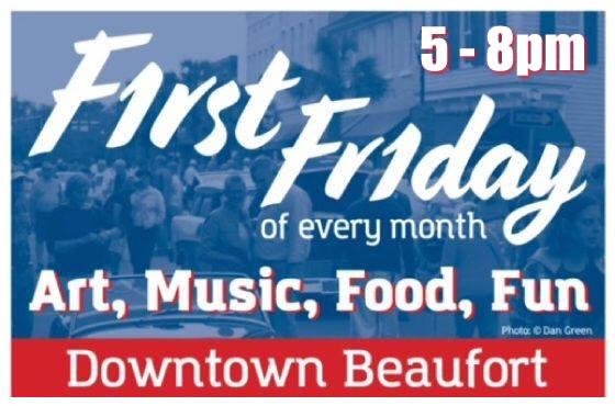 Downtown Beaufort SC | Destination Tours