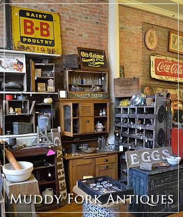 Muddy Fork Antiques Madison