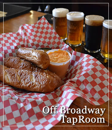 Off Broadway Taproom Madison IN restaurants