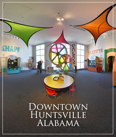 Downtown Huntsville AL Virtual Tour
